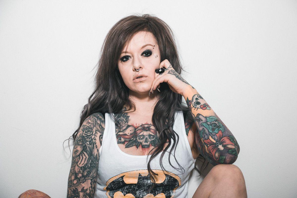 dirkpult fotografie sensual dessous tattoo 6075 - Marina Suite Series