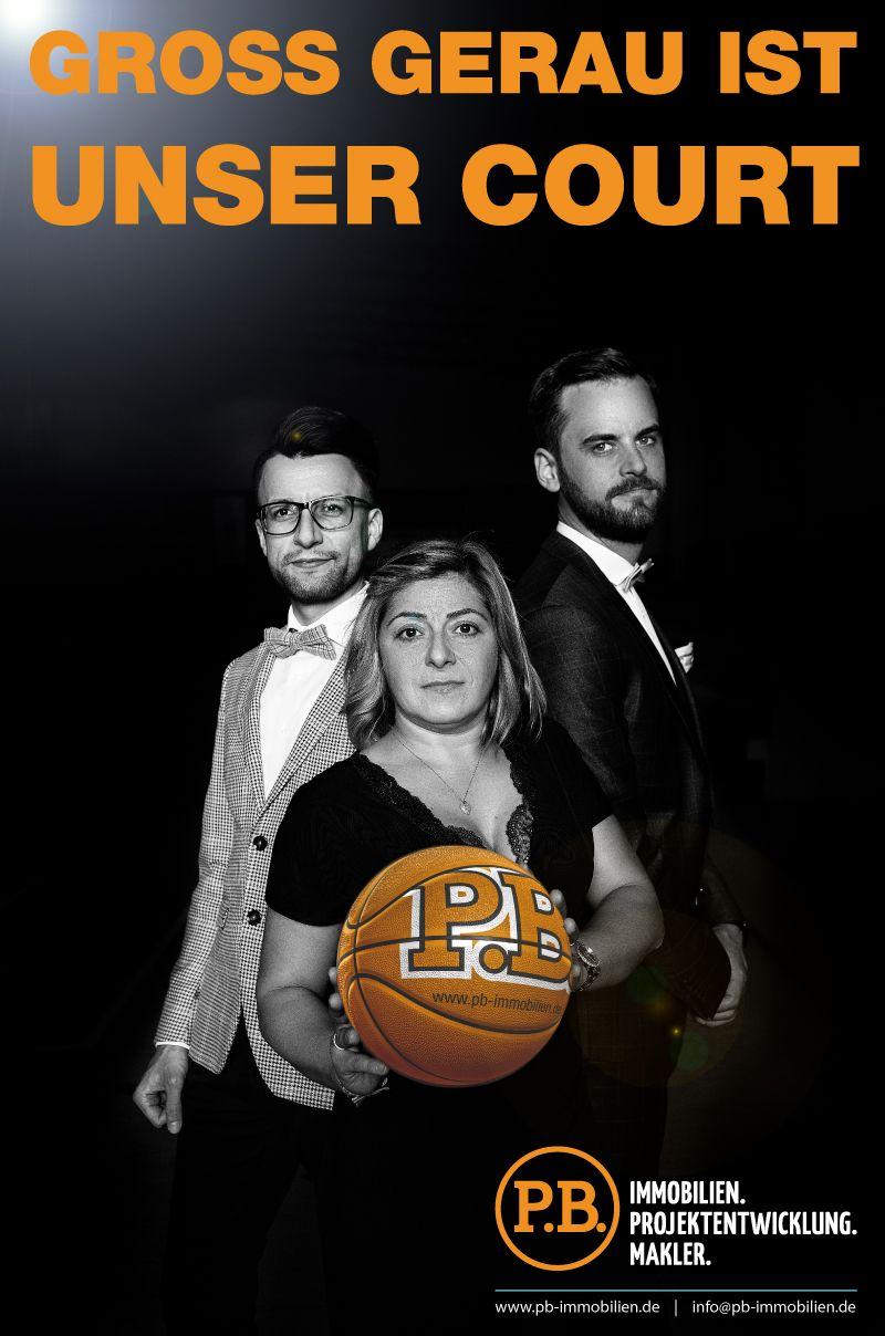 businessfotografie pbimmo basketball - P.B. Immobilien Kampagne 2018