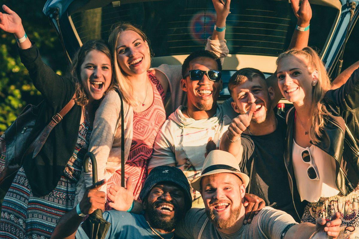 event reportage wakeport party cm 3080 comp - Veganza Beach Festival