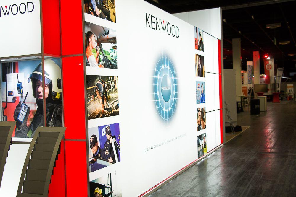 messefotografie kenwood 7899 comp - Kenwood Messe PMR