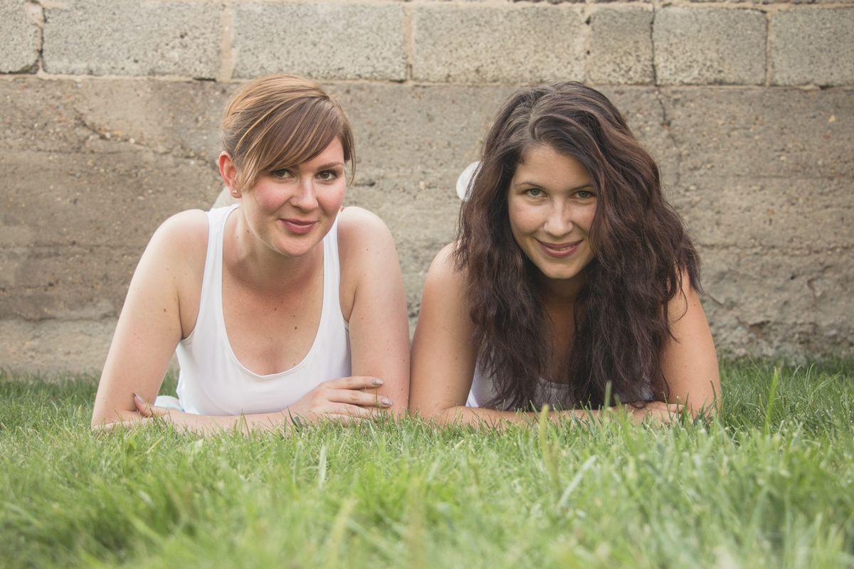 people bestfriends holi moni ela 9992 comp - Best friends Ela & Moni